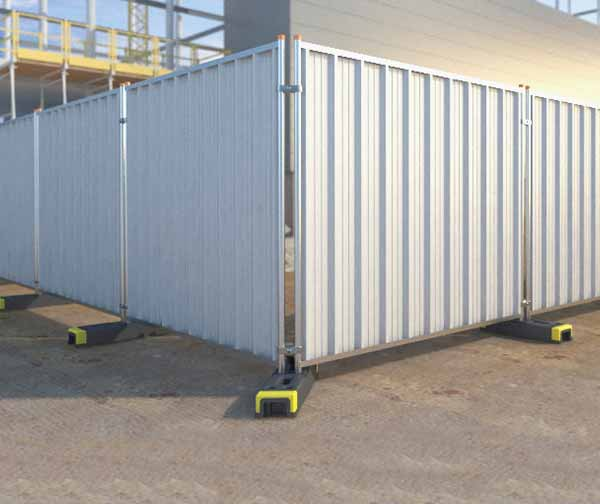 Construction Hoarding National Temporary Fencing Melbourne